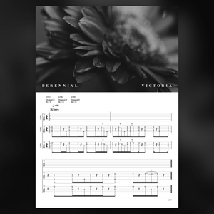 Perennial Guitar Transcription and GP File