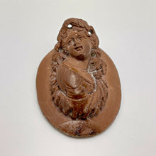 Load image into Gallery viewer, Victorian 3D Lava Cameo 36 x 27mm
