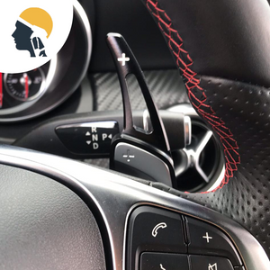 Maybach Fans Aluminium Paddle Shifter Extension for AMG Line - PetrolHeadsWorld