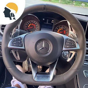 AMGenetics Essential AMG Shift Paddle Extensions - PetrolHeadsWorld