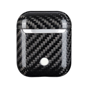 Real Carbon Fiber Case for Apple AirPods - PetrolHeadsWorld