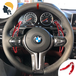 Aluminium Steering Wheel Paddle Shifter Extension for BMW M - PetrolHeadsWorld