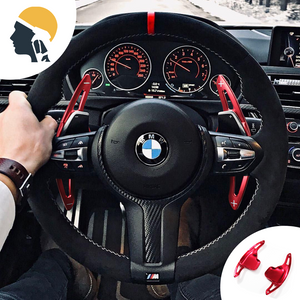 Aluminium Steering Wheel Paddle Shifter Extension for BMW M Package - PetrolHeadsWorld
