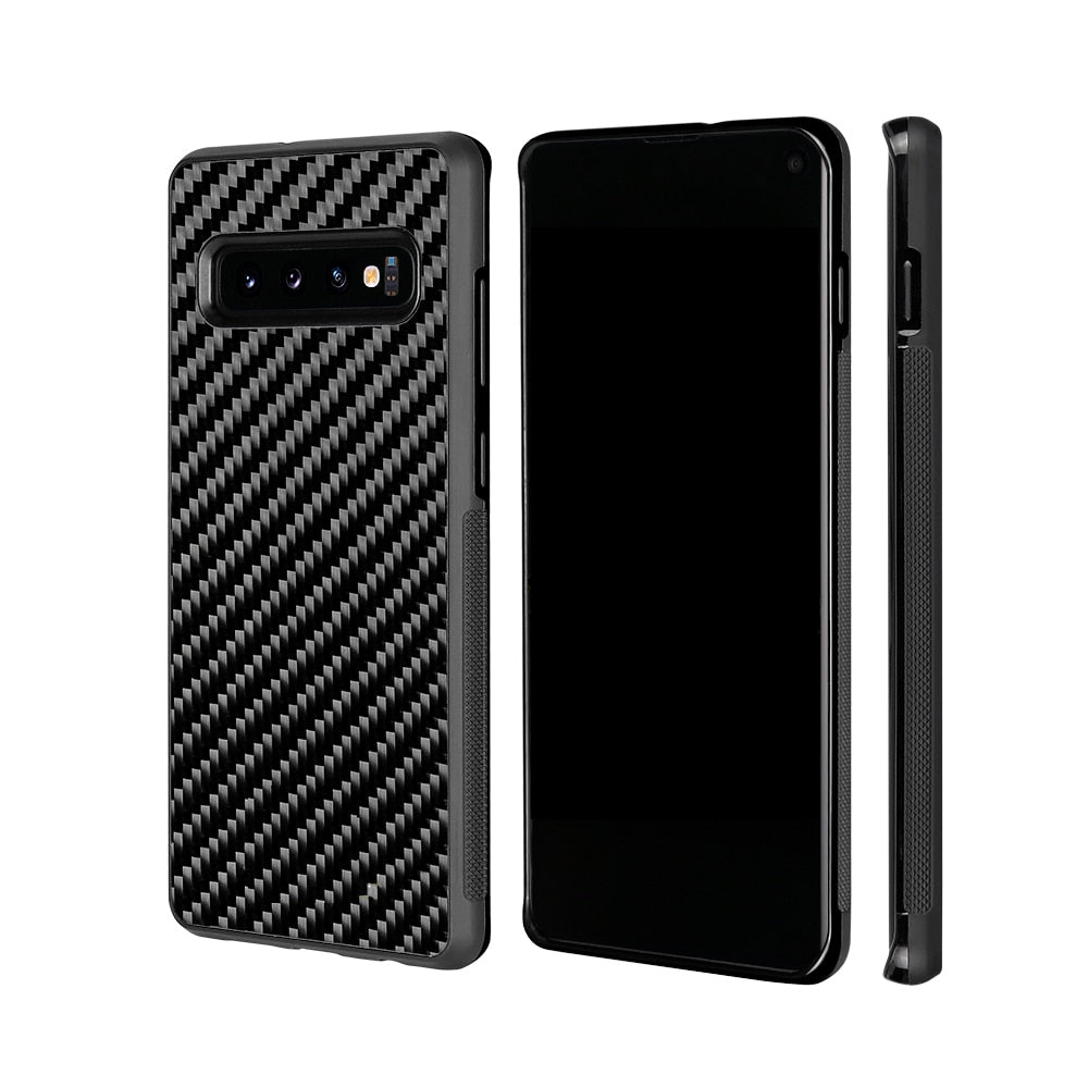 Real Carbon Fiber Phone Case for Samsung - PetrolHeadsWorld