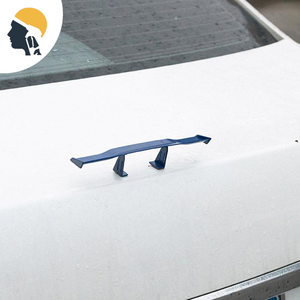Funny Mini Carbon Fiber Spoiler for any Car - PetrolHeadsWorld