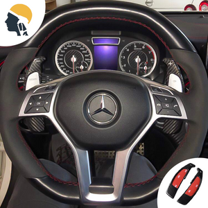 Steering Wheel Carbon Fiber Shift Paddle Extension for AMG - PetrolHeadsWorld