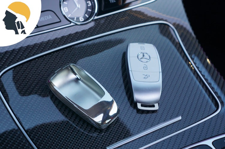 Key Cover Protective Case Mercedes Benz - PetrolHeadsWorld