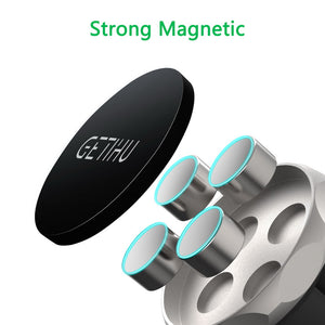 Car Phone Magnetic Air Vent Holder for Smartphones - PetrolHeadsWorld