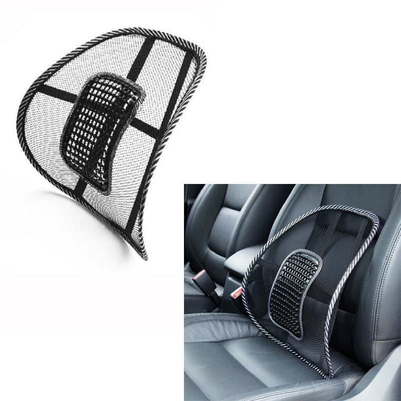Universal Back Support Massage for Car Seat & Office Chair - PetrolHeadsWorld