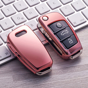 Key Cover Protective Case Audi - PetrolHeadsWorld