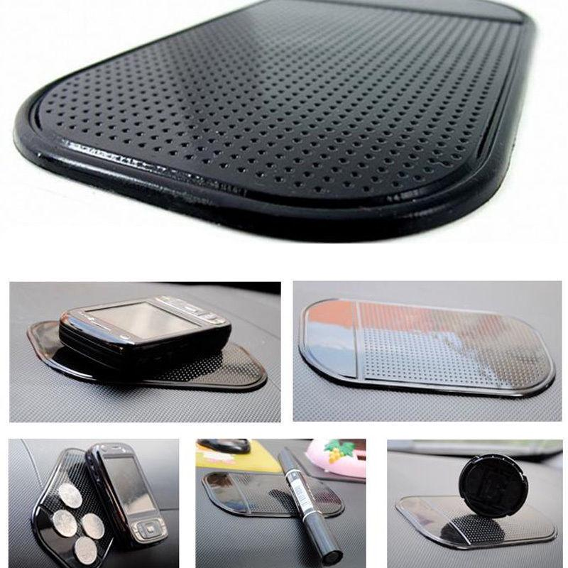 Black Anti-Slip Mat Sticky Pad for Car Dashboards - PetrolHeadsWorld