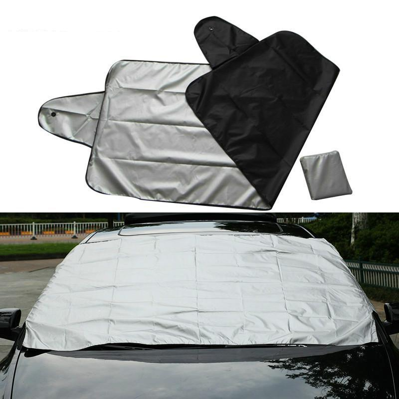 Smart Windshield Cover Anti-Shade, Frost, Ice, Snow & UV Sun Protection - PetrolHeadsWorld