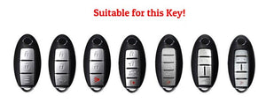 Key Cover Protective Case Nissan - PetrolHeadsWorld