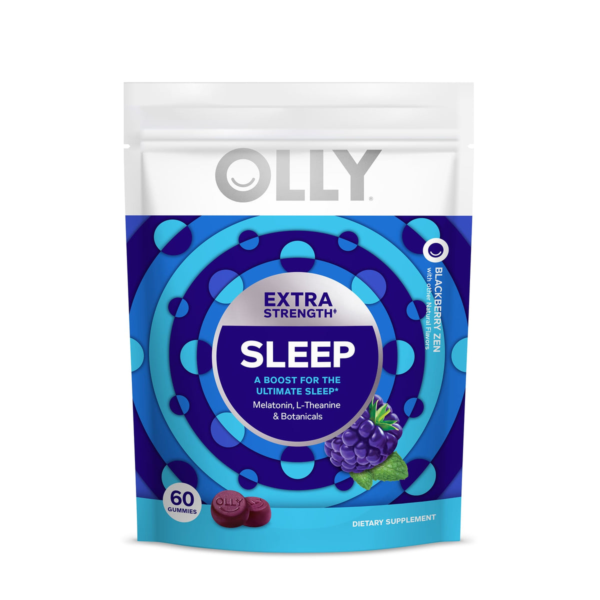Extra Strength Sleep Secondary