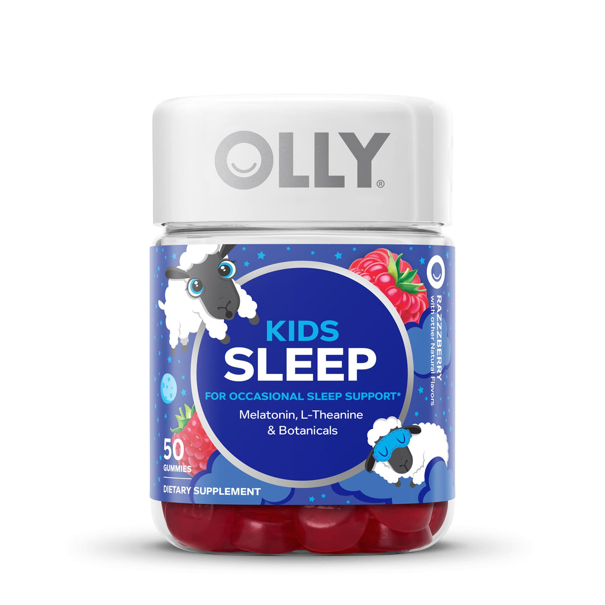 Kids Sleep Front