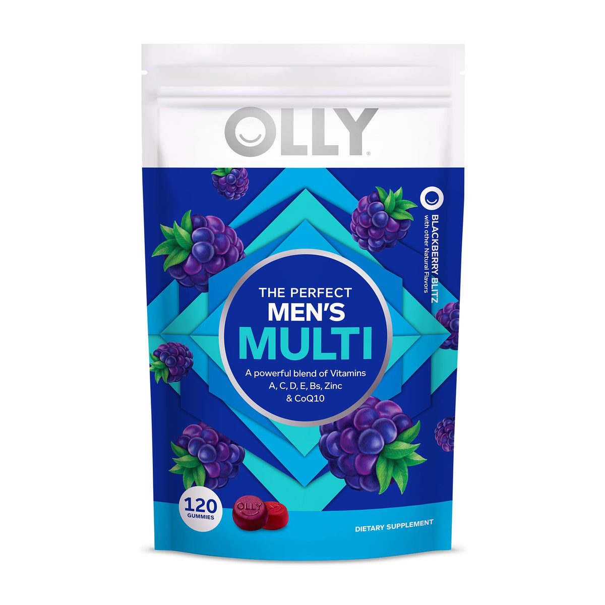 The Perfect Men's Multi Secondary