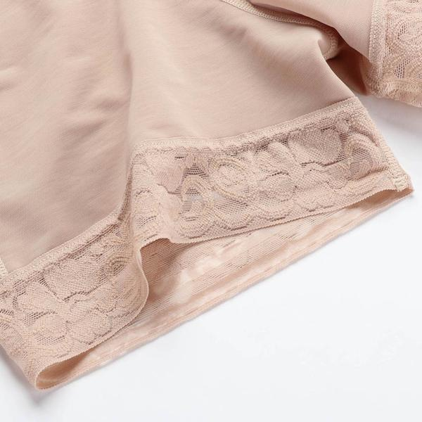 29686cb9f A NuBody High Waist Firm Control   Butt Lifter Shapewear will help get rid  of those pesky panty lines.