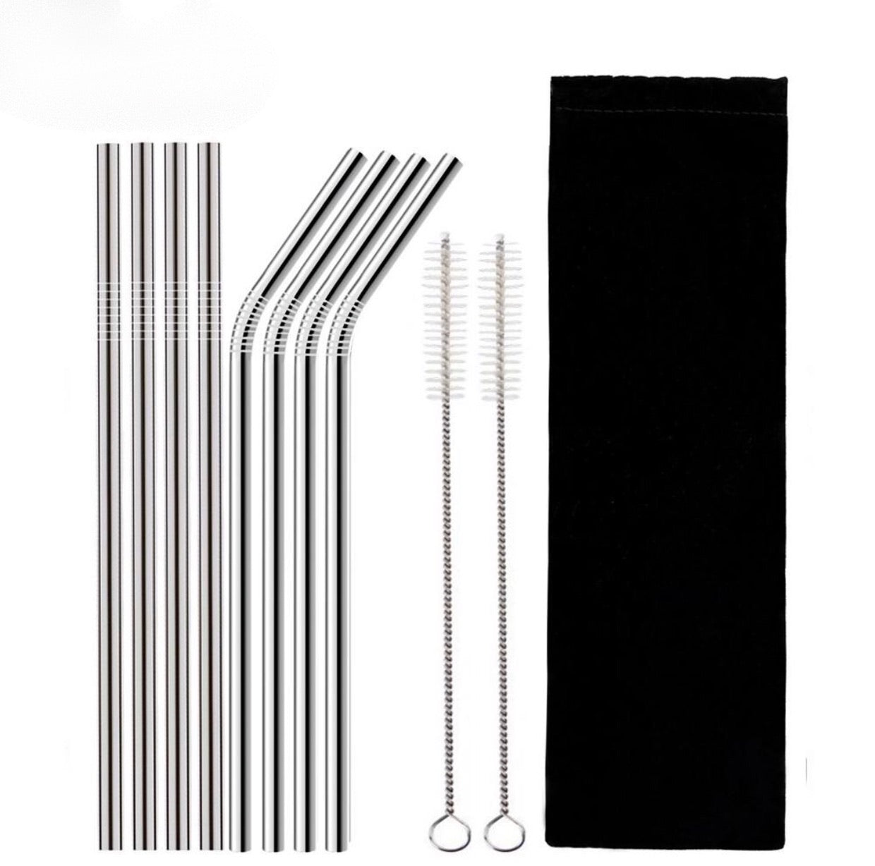 Stainless Steel Portable Straws