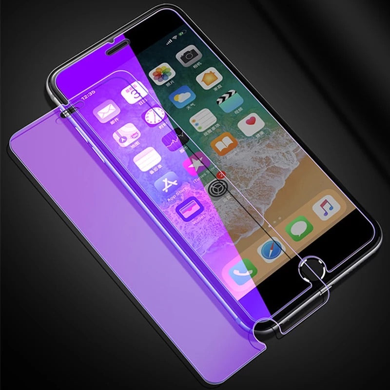 Blue Light Filter iPhone Screen Protector