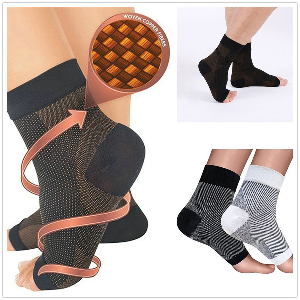 Ankle Copper Compression Socks