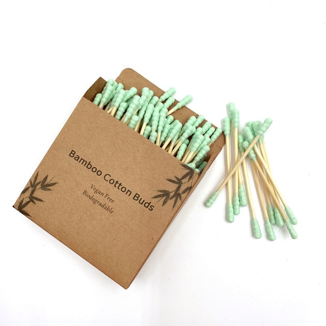 Biodegradable Cotton Swabs
