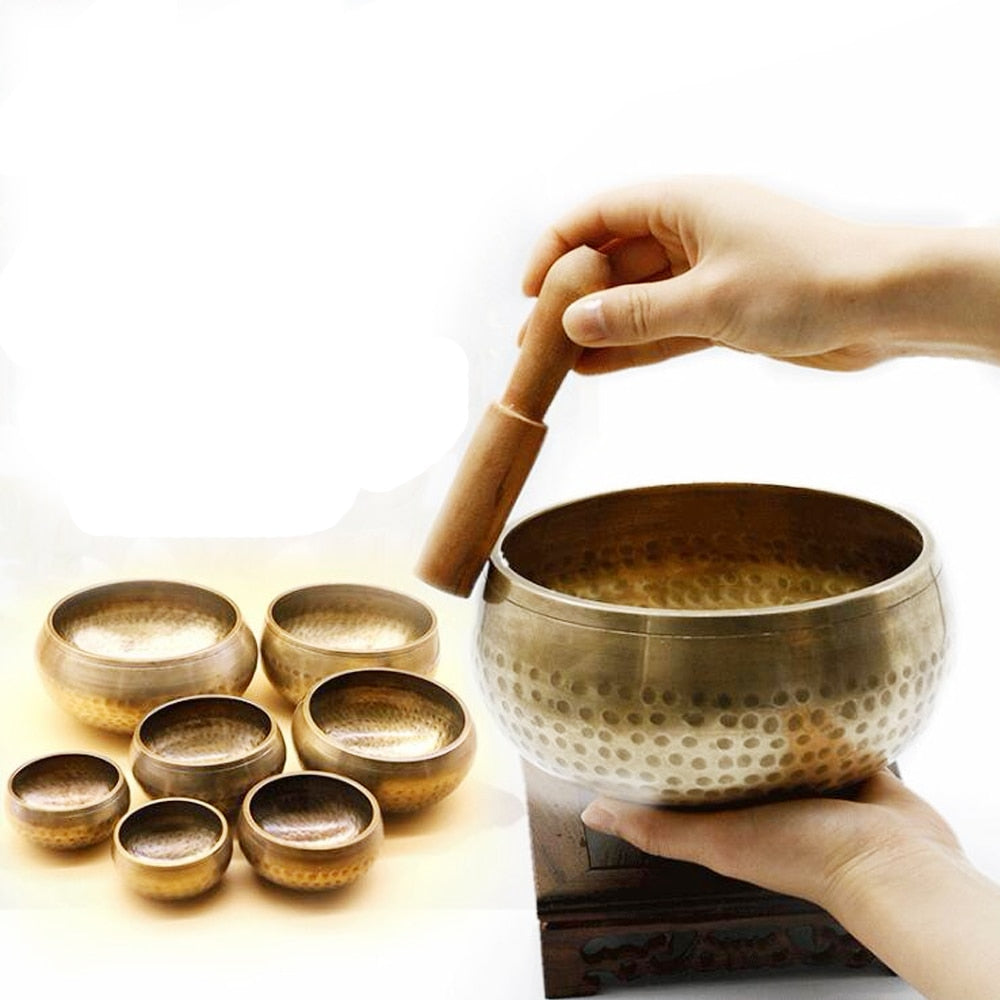 Sound Healthy Singing Bowls