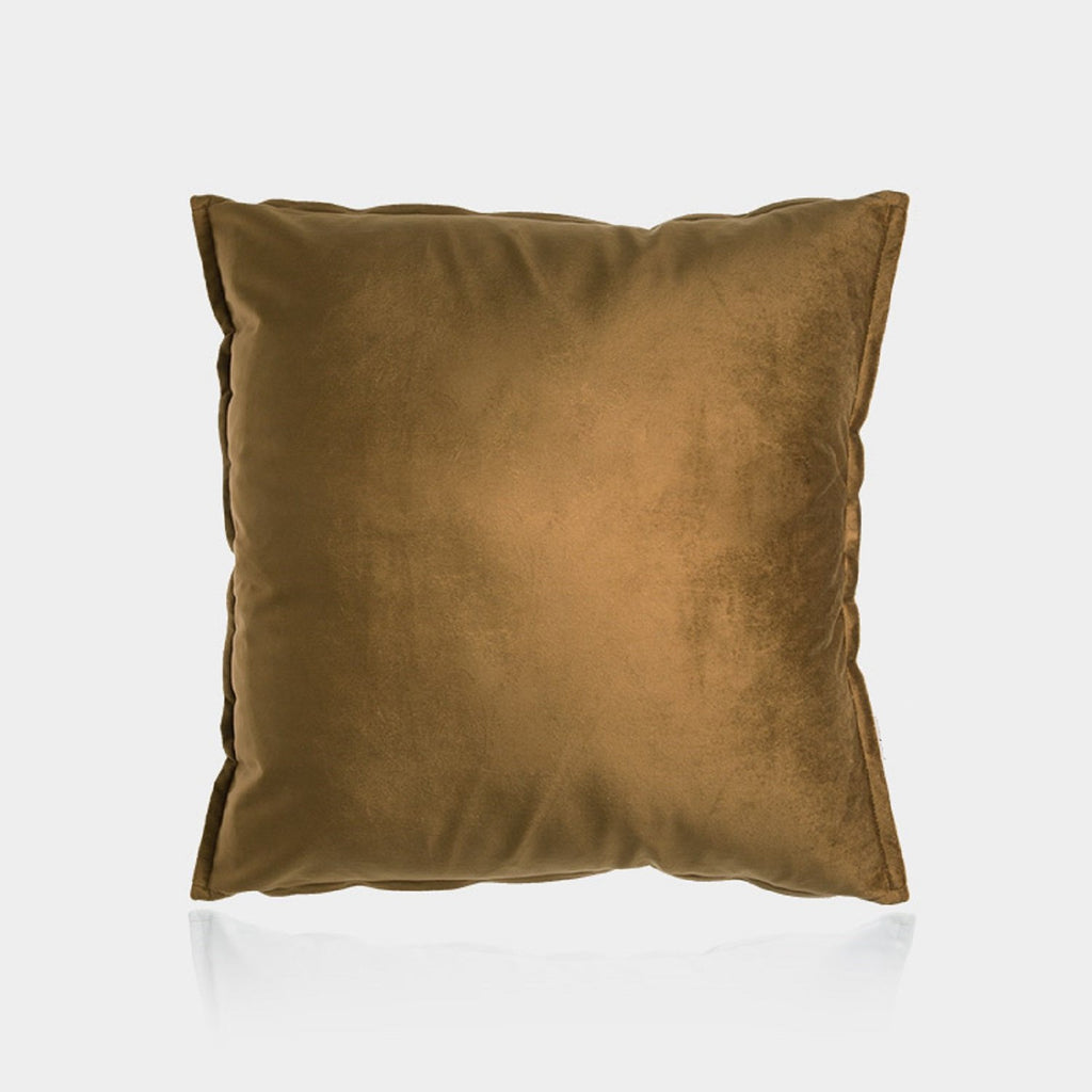 Light Umber Pillow Cover