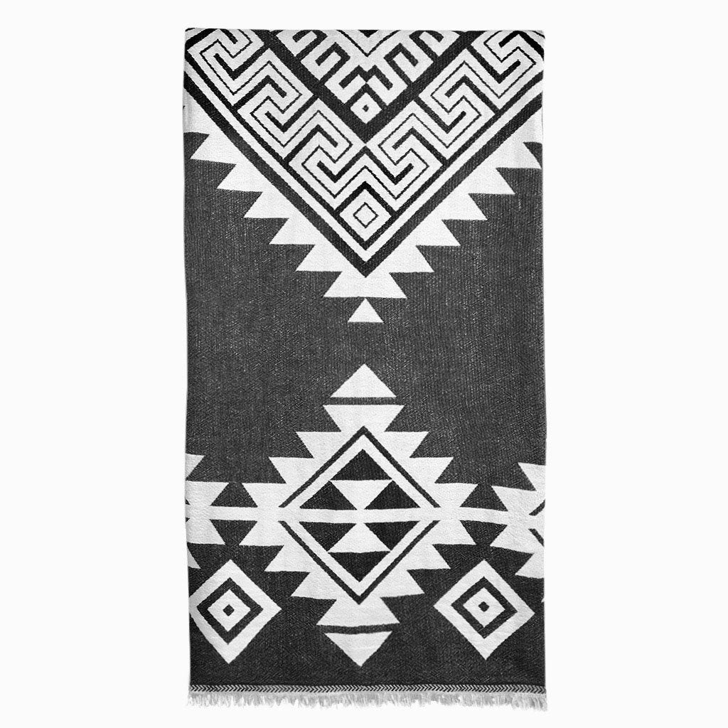 Tribal Turkish Beach Towel