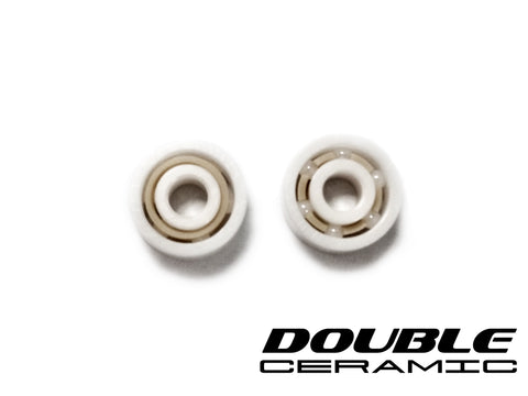Double Ceramic Full Ceramic Bearing (Set of 2pcs)
