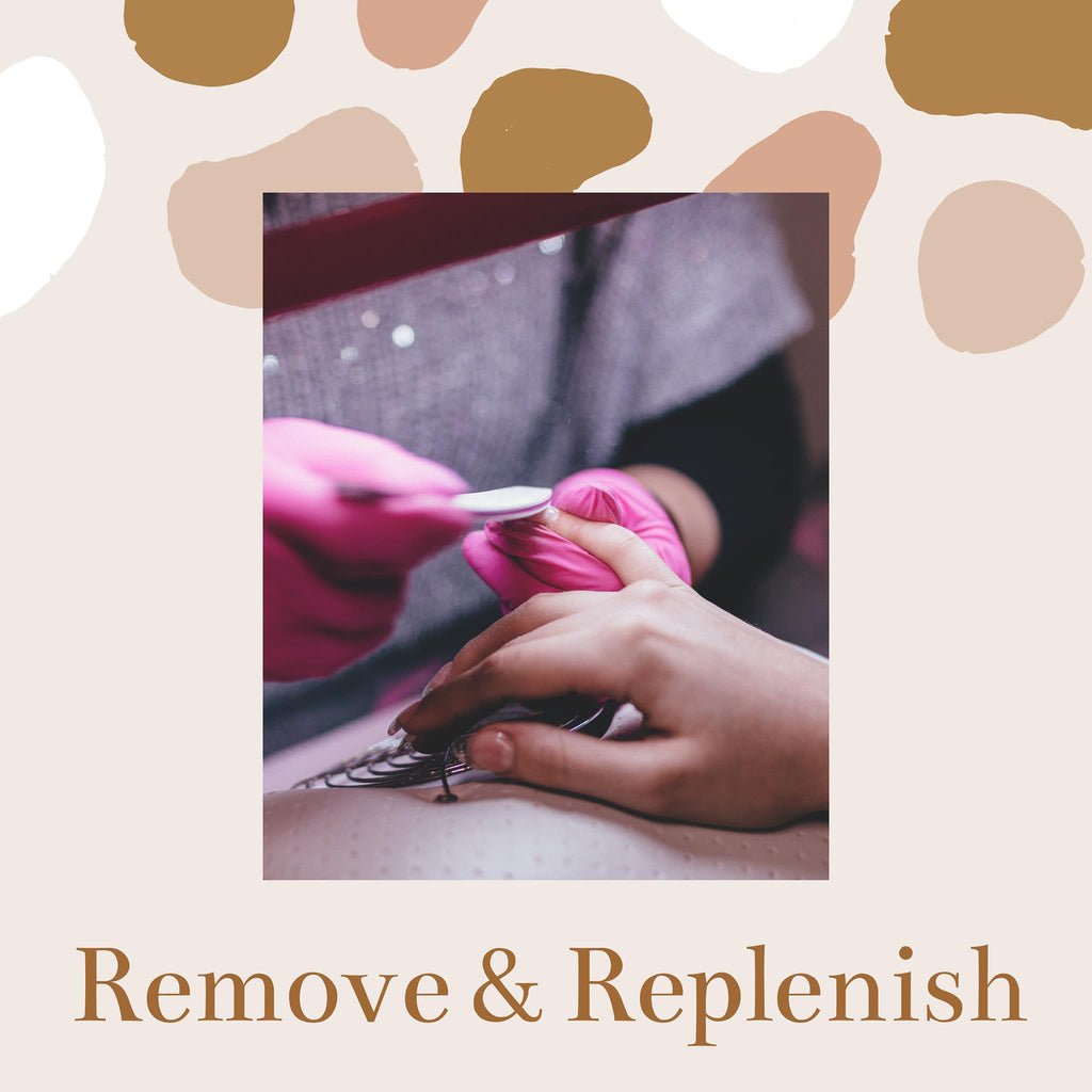Shellac Removal - At home kits delivered to your door