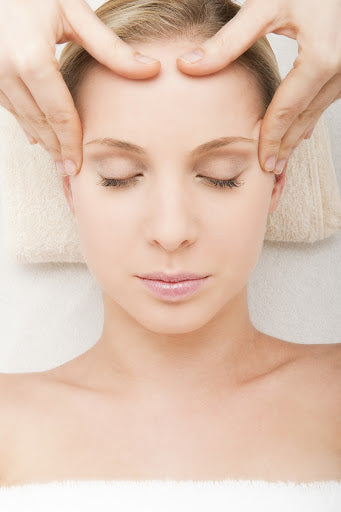 Tips for self massage - to help relieve headaches