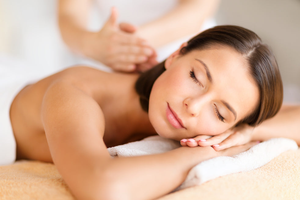 Indian Head Massage (Including head, neck & shoulders)
