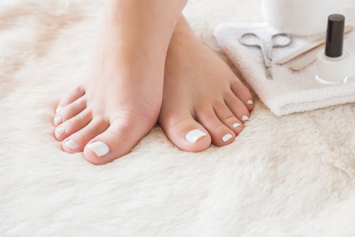 The Complete Salon Pedicure (45 mins)