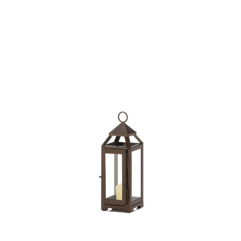 Mini Copper Lantern - Shop For Decor