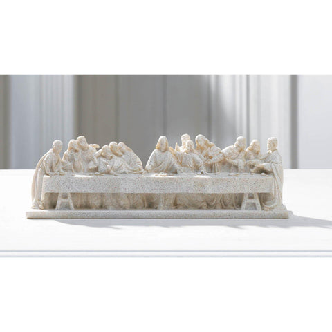 Last Supper Figurine - Shop For Decor