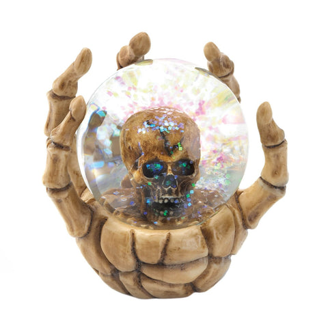 Skull Hand Waterball - Shop For Decor