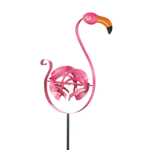 Flamingo Garden Stake - Shop For Decor