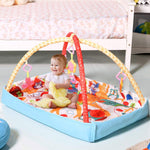 3 In 1 Play Mat Multifunctional Musical Hanging Toys - Shop For Decor