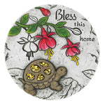 Bless This Home Stepping Stone - Shop For Decor