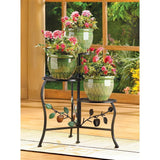 Country Apple Plant Stand - Shop For Decor