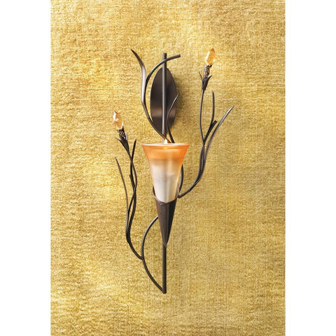 Dawn Lily Wall Sconce - Shop For Decor