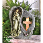 Divine Sentinel Solar Light - Shop For Decor