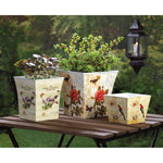 Garden Planter Trio - Shop For Decor