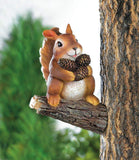 Gathering Squirrel Tree Decor - Shop For Decor