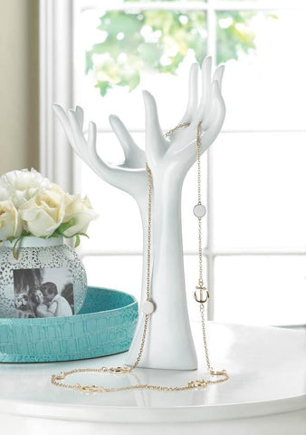 Helping Hands Jewelry Holder - Shop For Decor