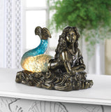 Mermaid Lamp - Shop For Decor