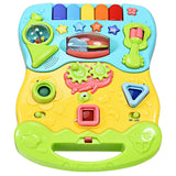 Baby Sit-to-Stand Learning Walker Early Development Toy - Shop For Decor