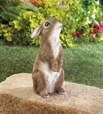 Standing Bunny Statue - Shop For Decor