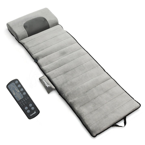 Full Body Massage Mat Heated Neck Foldable Massager - Shop For Decor