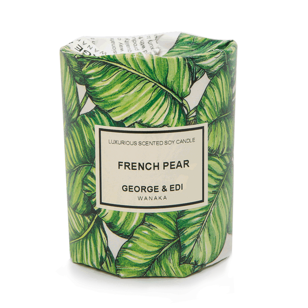 French Pear Candle by George & Edi